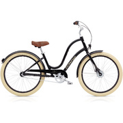 Electra Townie Balloon 3i EQ Ladies' - Black
