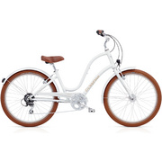 Electra Townie Balloon 8D EQ Ladies' - White