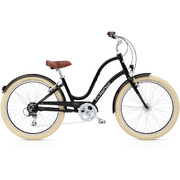 Electra Townie Balloon 8D EQ Ladies' - Black