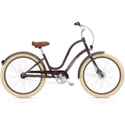 Electra Townie Balloon 7i EQ Ladies' - Brown