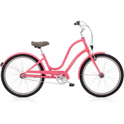 Electra Townie Original 3i EQ Ladies' - Pink