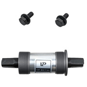 VP Components FP-B602 Old-Style Nut-Type Bottom Bracket - Black