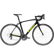 Trek Domane SLR 6 - Black;charcoal;yellow