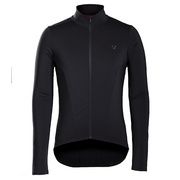 Bontrager Velocis Long Sleeve Thermal Cycling Jersey - Black