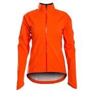 Bontrager Vella Women's Stormshell Cycling Jacket - Orange