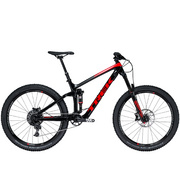 Trek Remedy 9.7 27.5 - Black;red