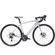 Trek Domane SL 5 Disc Women's - Silver;black