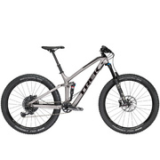 Trek Fuel EX 9.8 27.5 Plus - Silver;black
