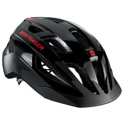 Bontrager Solstice Bike Helmet - Black;red