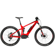 Trek Powerfly 7 FS Plus - Red;black