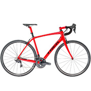 Trek Domane SL 6 - Red;carbon