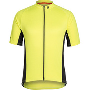 Bontrager Solstice Cycling Jersey - Yellow