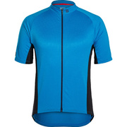 Bontrager Solstice Cycling Jersey - Blue
