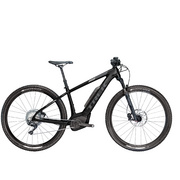Trek Powerfly 7 - Black;charcoal