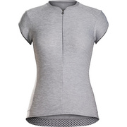 Bontrager Vella Women's Cycling Jersey - Grey