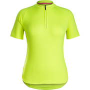 Bontrager Kalia Women's Fitness Jersey - Yellow