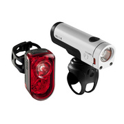 Bontrager Ion 800 R / Flare R Bike Light Set - Black