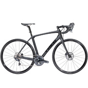 Trek Domane SLR 6 Disc - Black;black