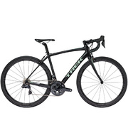 Trek Domane SL 7 Women's - Black;teal