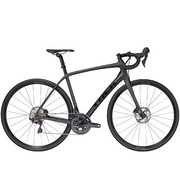 Trek Domane SL 6 Disc - Black;black