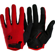 Bontrager Evoke Full-Finger Mountain Glove - Red