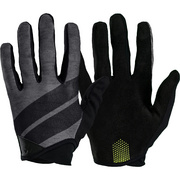 Bontrager Rhythm Full-Finger Mountain Glove - Black