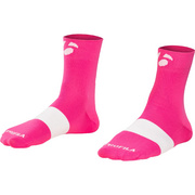 "Bontrager Race 2.5"" Cycling Sock - Pink"