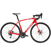 Trek Domane SLR 6 Disc - Red;white