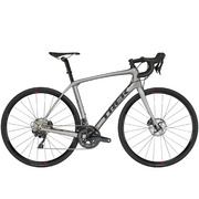 Trek Domane SLR 6 Disc Women's - Silver;black
