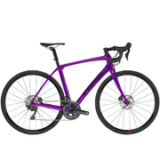 Trek Domane SLR 6 Disc Women's - Purple;blue