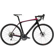 Trek Domane SLR 6 Disc Women's - Pink;black