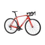 Trek Domane SLR 6 - Red;white