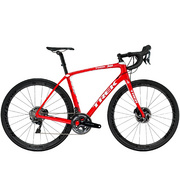 Trek Domane SLR 8 Disc - Red;white