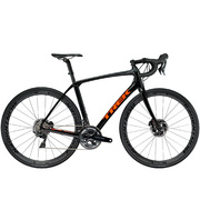 Trek Domane SLR 8 Disc - Orange;black