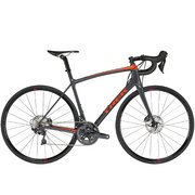 Trek …monda SLR 6 Disc - Charcoal;orange