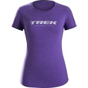 Trek Waterloo Women's T-shirt - Purple