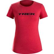 Trek Waterloo Women's T-shirt - Red