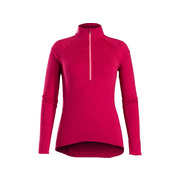 Bontrager Vella Women's Long Sleeve Thermal Cycling Jersey - Pink