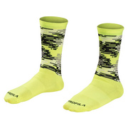 Bontrager Race LTD Crew Cycling Sock - Yellow