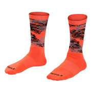 Bontrager Race LTD Crew Cycling Sock - Orange