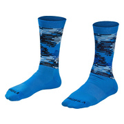 Bontrager Race LTD Crew Cycling Sock - Blue