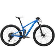 Trek Top Fuel 9.8 SL - Blue
