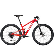 Trek Top Fuel 9.8 SL - Red