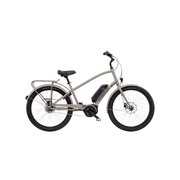 Electra Townie Go! 8i Step-Over - Grey