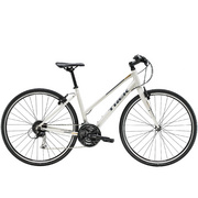 Trek FX 3 Women's Stagger - White