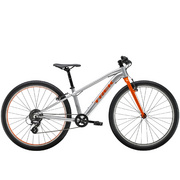 Trek Wahoo 26 - Silver;orange