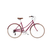 Electra Loft 7D Ladies' - Red