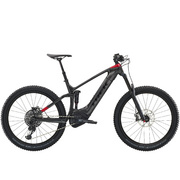 Trek Powerfly LT 9.7 Plus - Black;red