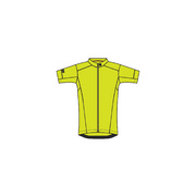 Bontrager Velocis Cycling Jersey - Yellow