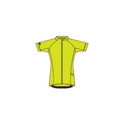 Bontrager Anara Women's Cycling Jersey - Yellow